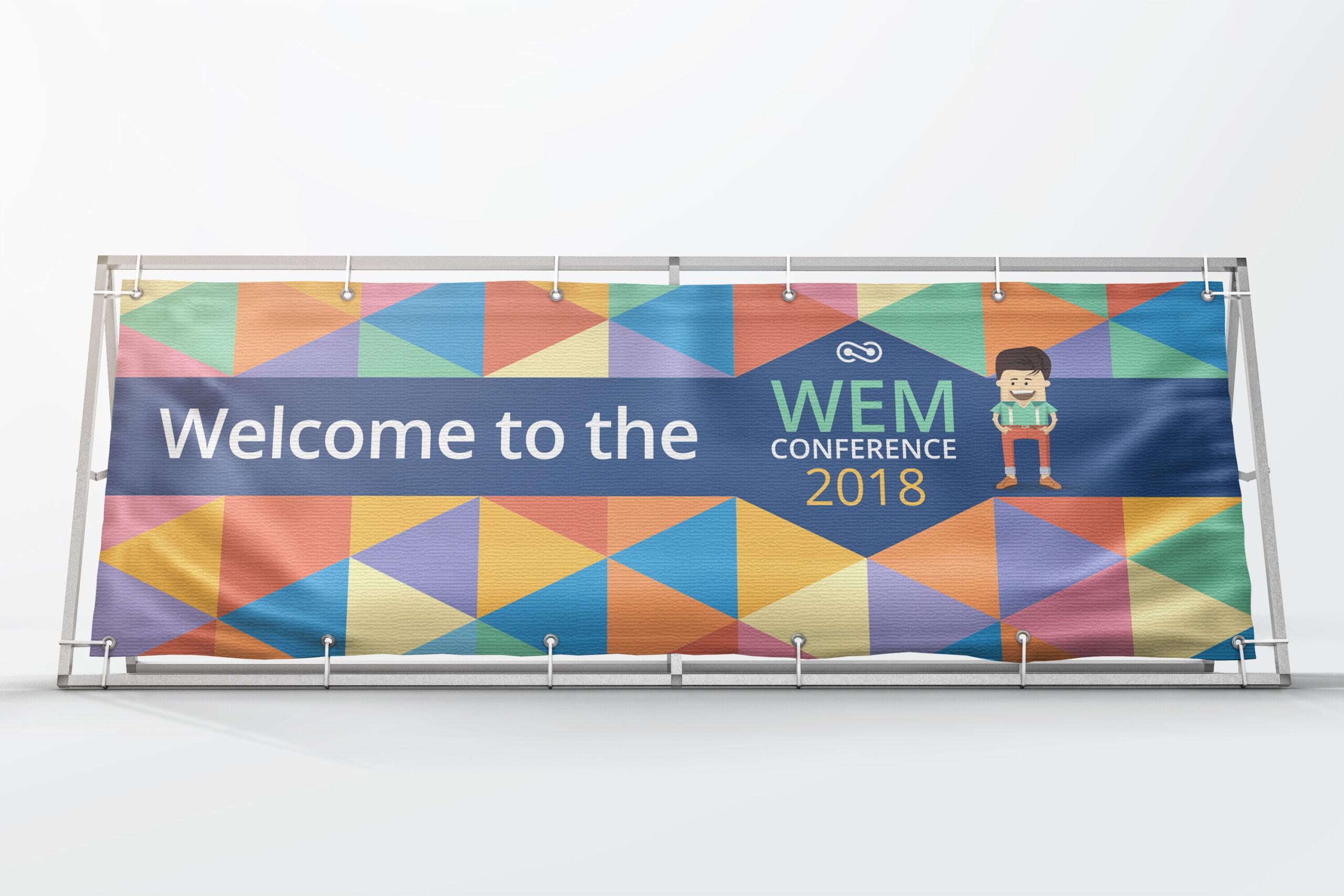 outside promo wem banner