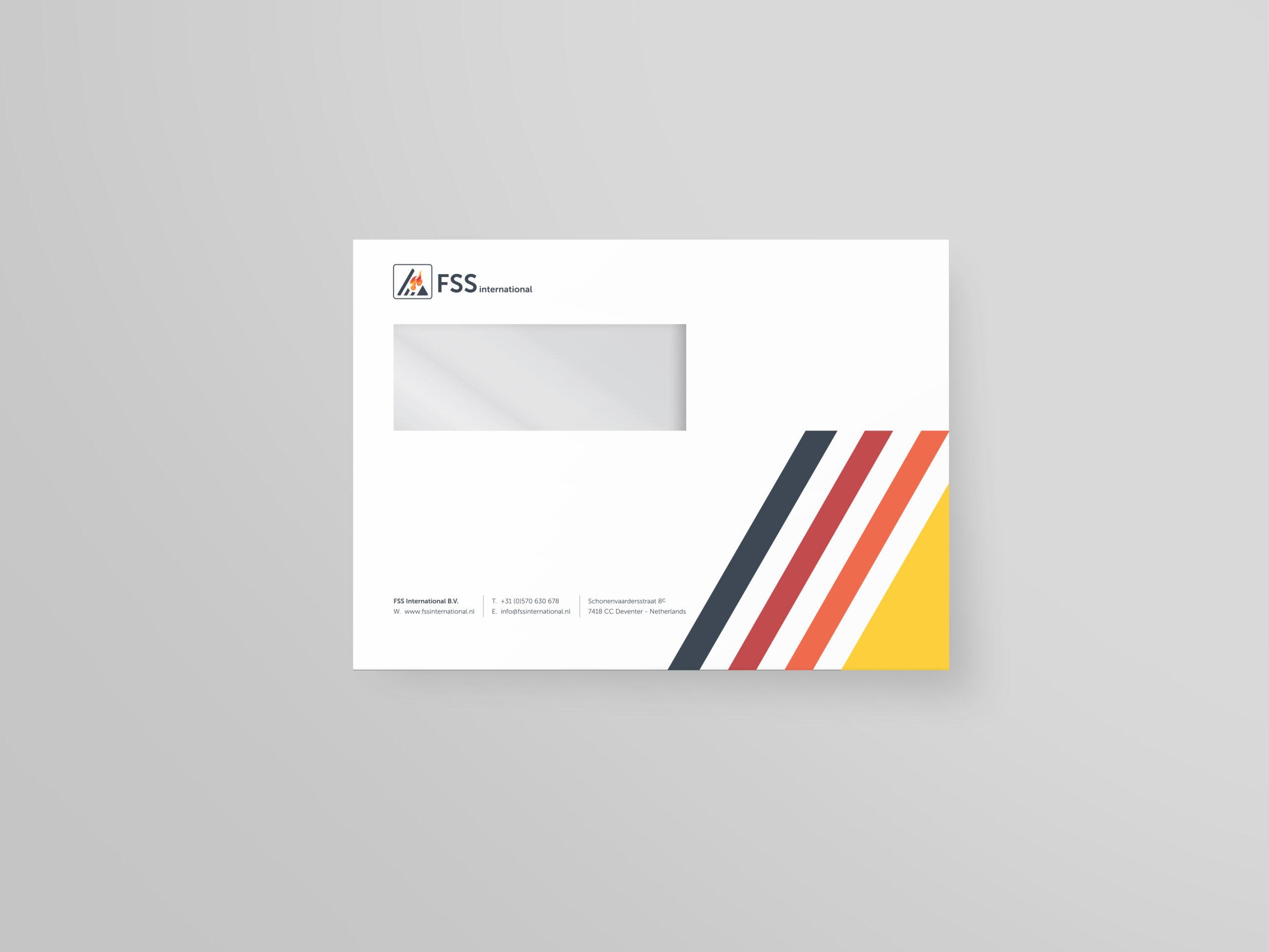 FSS C5 envelop